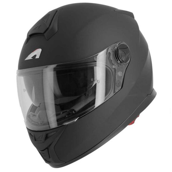 Casque Integral Astone GT800 Evo Matt Black