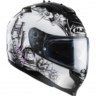 Casque Integral HJC IS17 Barbwire MC31