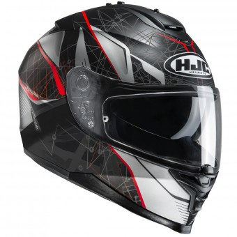 Casque Integral HJC IS17 Daugava MC1SF