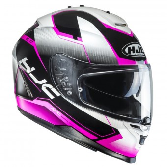 Casque Integral HJC IS17 Loktar MC8