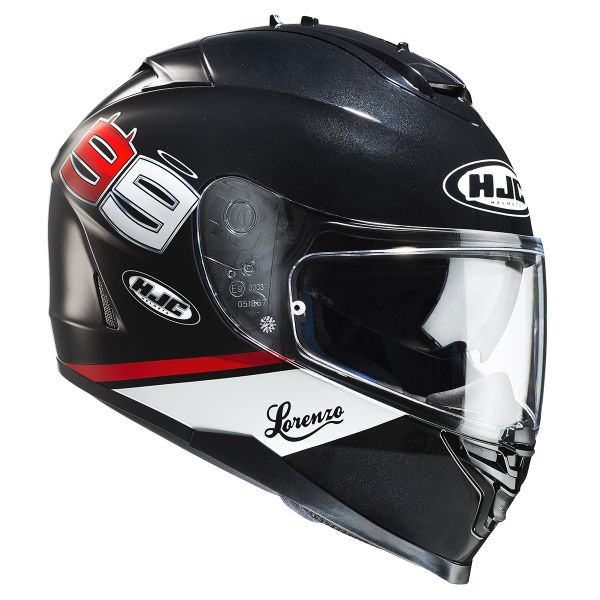 Casque Integral HJC IS17 Lorenzo 99 MC5