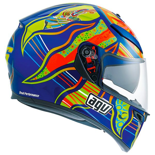 AGV K3 SV Top Five Continents