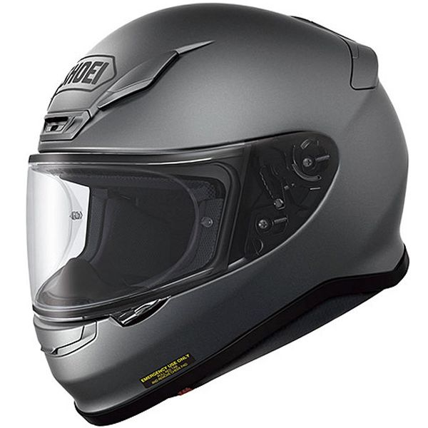 Casque Integral Shoei NXR Deep Grey