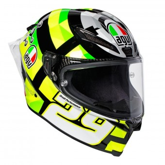 Casque Integral AGV Pista GP R Replica Iannone 2017 Carbon