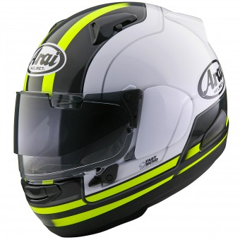 Casque Integral Arai QV-PRO Stint Yellow