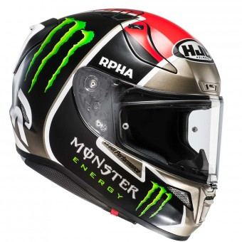 Casque Integral HJC RPHA 11 Jonas Folger MC1SF
