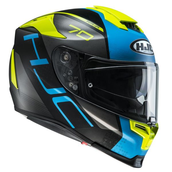 Casque Integral HJC RPHA 70 Vias MC2SF