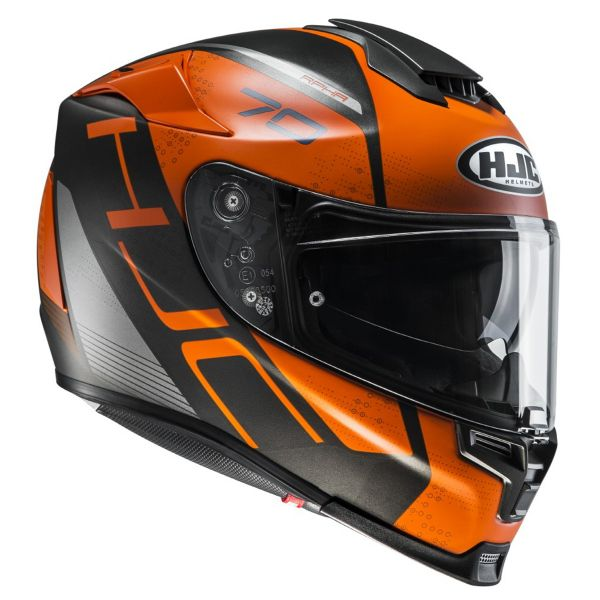 Casque Integral HJC RPHA 70 Vias MC7SF