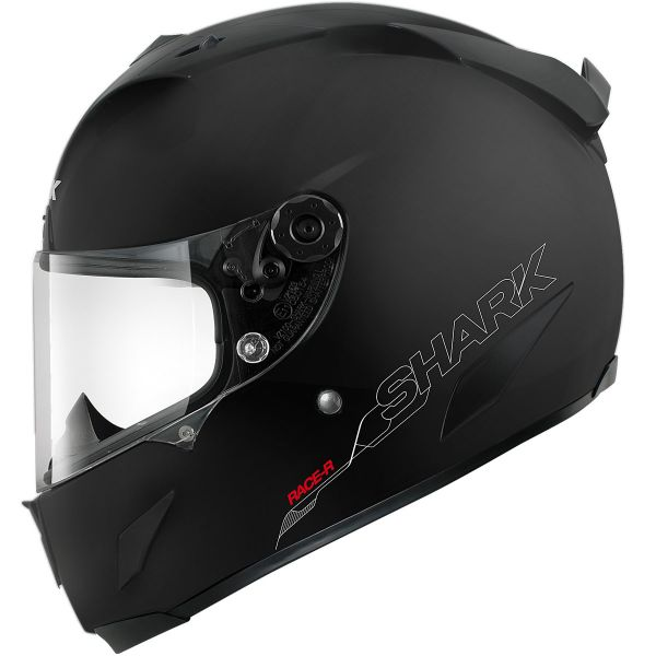 Casque Integral Shark Race-R PRO Blank Mat KMA