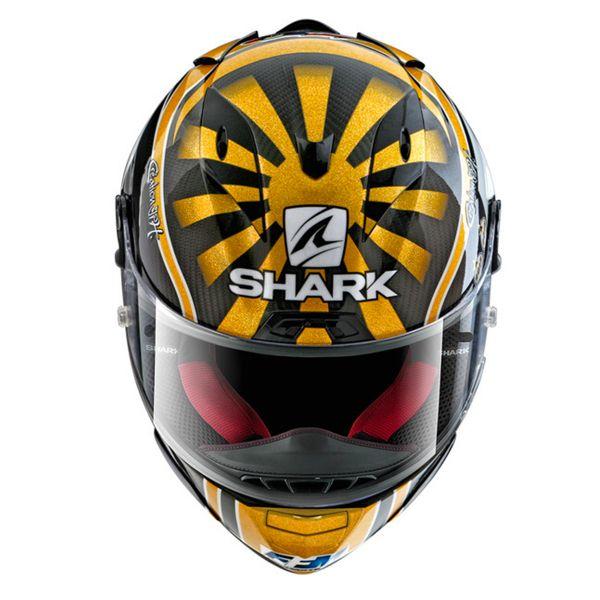 Shark Race-R Pro Carbon Replica Zarco World Champion 2016