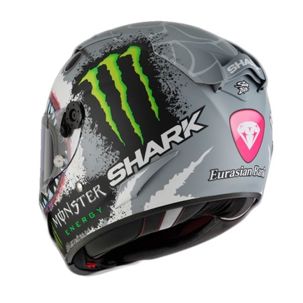 Shark Race-R Pro Replica Lorenzo White Shark
