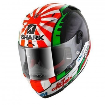 Casque Integral Shark Race-R Pro Replica Zarco 2017 KRG