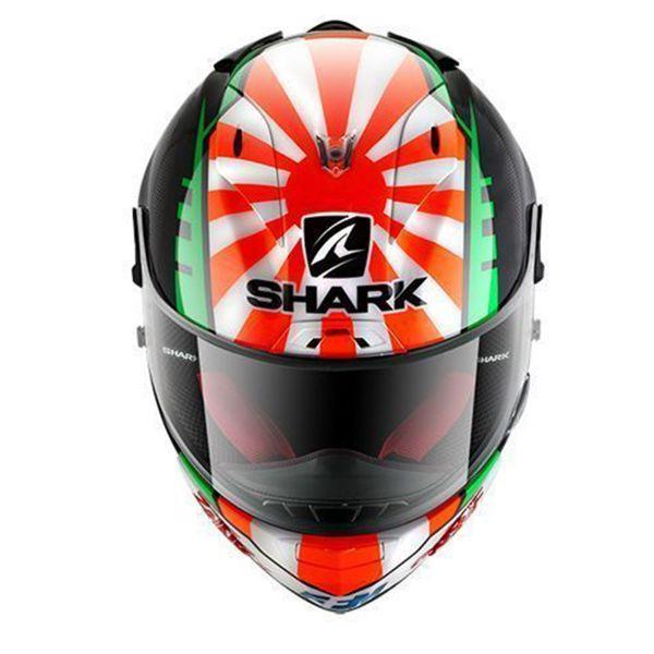 Shark Race-R Pro Replica Zarco 2017 KRG