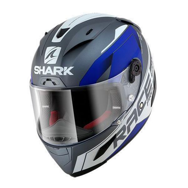 Casque Integral Shark Race-R Pro Sauer Mat AWB