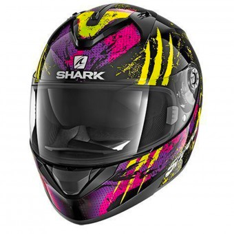 Casque Integral Shark Ridill Threezy KYV
