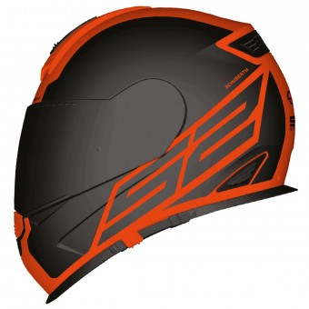 Casque Integral Schuberth S2 Sport Traction Orange