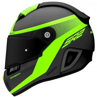 Casque Integral Schuberth SR2 Resonance Green