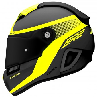 Casque Integral Schuberth SR2 Resonance Yellow
