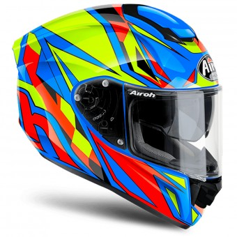Casque Integral Airoh ST 501 Thunder Blue