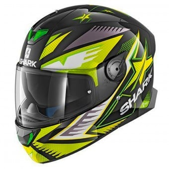 Casque Integral Shark Skwal 2 Draghal KGY