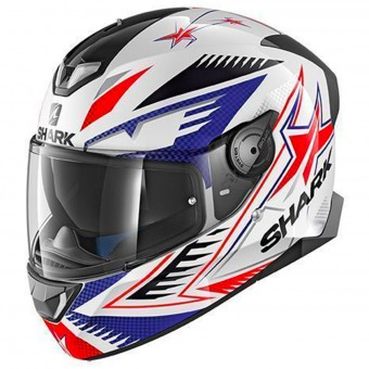 Casque Integral Shark Skwal 2 Draghal WBR