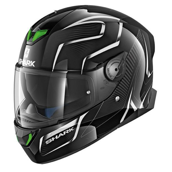 Casque Integral Shark Skwal 2 Flynn KWA