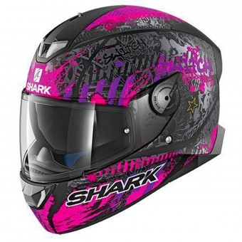 Casque Integral Shark Skwal 2 Replica Switch Riders 2 Mat KVV
