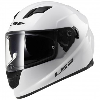 Casque Integral LS2 Stream White FF320