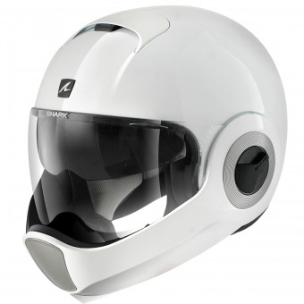 Casque Integral Shark Vantime Blank WHU
