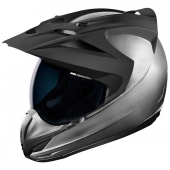 Casque Integral ICON Variant Quicksilver Silver
