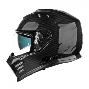 Casque Integral Simpson Venom Carbon