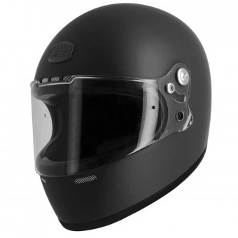 Casque Integral Astone Vintage GT Retro Matt Black