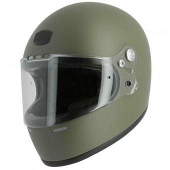 Casque Integral Astone Vintage GT Retro Matt Khaki
