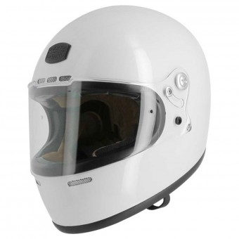 Casque Integral Astone Vintage GT Retro White