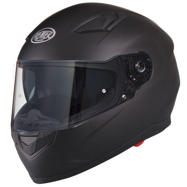 Casque Integral Premier Viper U9BM Black Matt