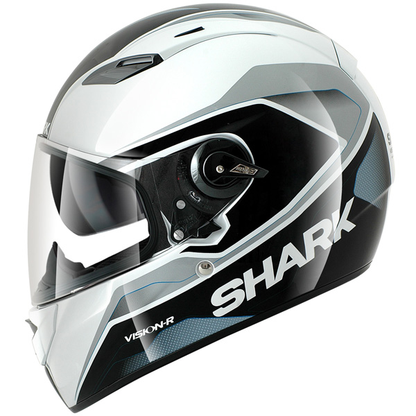 Casque Integral Shark Vision-R Syntic ST WKS