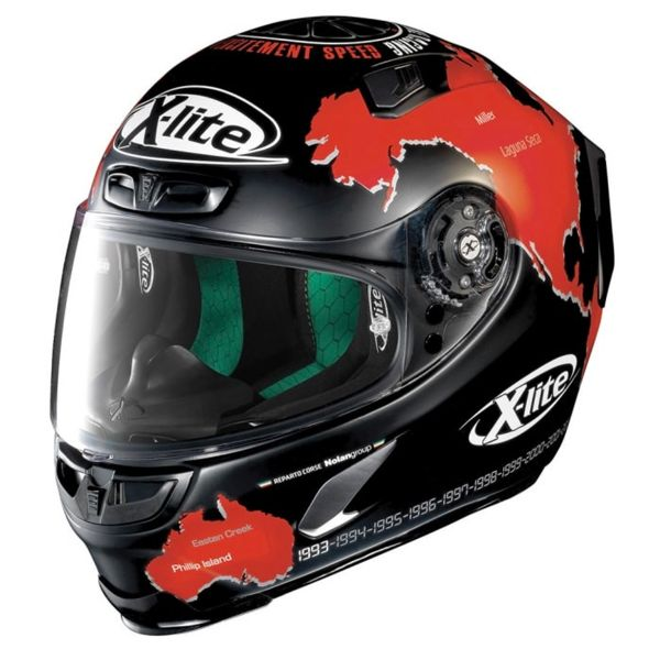 Casque Integral X-lite X-803 Replica C. Checa 15