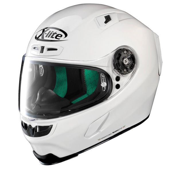 Casque Integral X-lite X-803 Start Metal White 3