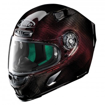 Casque Integral X-lite X-803 Ultra Carbon Nuance Red 5