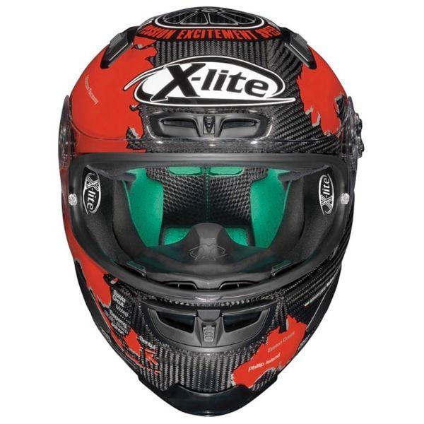 X-lite X-803 Ultra Carbon Replica C. Checa 19