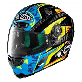 Casque Integral X-lite X-803 Ultra Carbon Replica L. Calmier 23