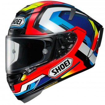 Casque Integral Shoei X-Spirit 3 Brink TC1