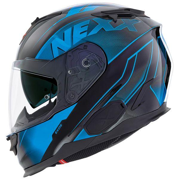 Casque Integral Nexx X.T1 Exos Bleu