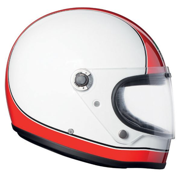 Casque Integral AGV X3000 Super Agv Red White