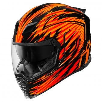 Casque Integral ICON Airflite Fayder Orange