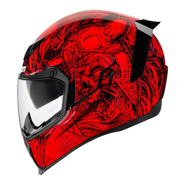 ICON Airflite Krom Rouge