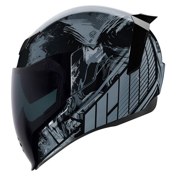 ICON Airflite Stim Black