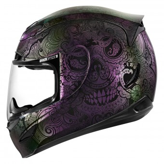 Casque Integral ICON Airmada Chantilly Opal Violet