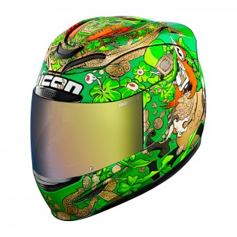 Casque Integral ICON Airmada Lepricon
