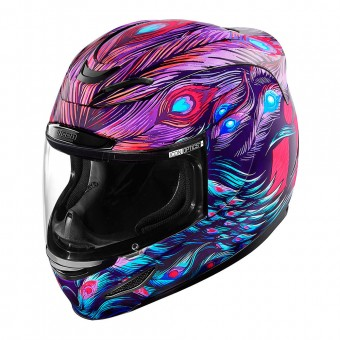 Casque Integral ICON Airmada Opacity Purple